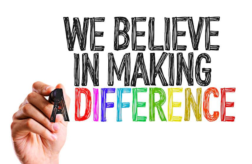 Making a difference - the apprenticeship